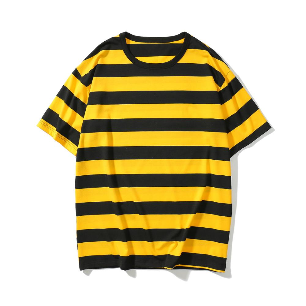 Casual Coon Striped Tshirts 9