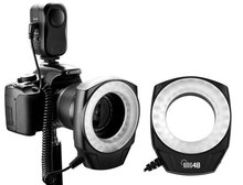 Godox Macro LED Ring Flash Light Ring48 For Canon Nikon Olympus