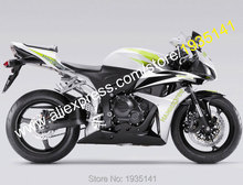 Hot Sales,For Honda CBR600RR F5 2007 2008 Parts CBR 600 RR 07 08 Hannspree Bodyworks Motorcycle Fairing (Injection molding)