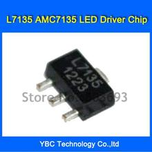 Free Shipping 20pcs/lot SMD L7135  AMC7135 350mA/2.7-6V Constant Current Power LED Driver Chip