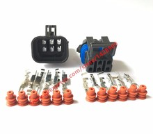 20 Sets 12052848 12124107 Metri-Pack 150 Female Male GT Delphi 6 Pin Waterproof Automotive Connector Auto plug(China)