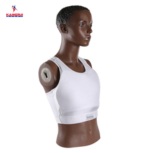 Protection Corsetry Wkf Approved Women Karate Chest Protector Boxing Chest Guard For Martial Art Competition And Trainning