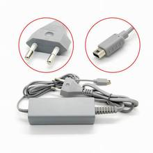 New New EU US Type Plug Wall AC Adapter Power Charger For Nintendo Wii Gamepad For U Gamepad Controller #F632