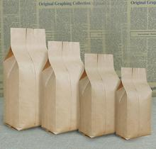 Jolly 12.30 Kraft Paper Bag Open Top Mylar Foil Plastic Vacuum Pouches Heat Seal Food Storage Flat Sack Packaging