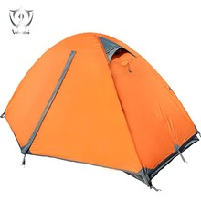 BubbleTent for Single Person Three Season Outdoor Tent 1 Person Backpacking Tent with Carry Bag Zs(China)