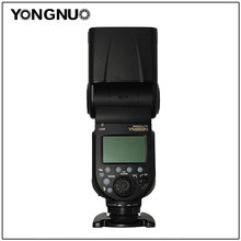 YONGNUO YN968N Wireless Flash Speedlite TTL 1/8000 with LED Light for Nikon Compatible with YN622N and YN560 Wireless System(China)
