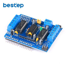 Big Discount ! Motor Drive Shield L293D Module for Arduino Duemilanove Mega / UNO