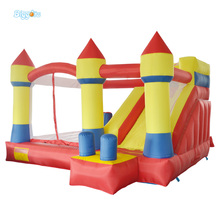 Inflatable Jumping Castle Kids Funny Toys Bouncing Castle Inflatables For Sale