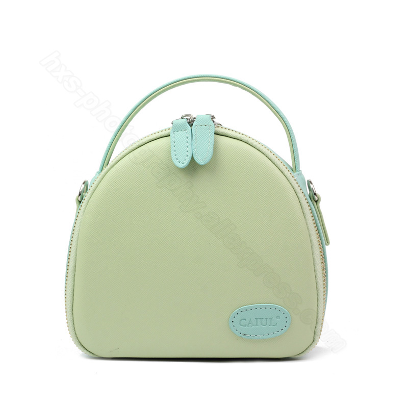 shell bag green