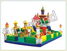 New design inflatable bouncer castle,inflatable moonwalk on sale(China)