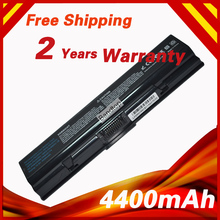 Laptop Battery for Toshiba Satellite A500 A500D A300 A300D A200 A202 A203 A210 L300 L300D L305D L500 PA3534U-1BAS PA3534U-1BRS(China)