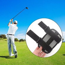 Golf Swing Training Aids Oxford Fabric Elbow Correction Right Left Hand Straight Practice Brace Corrector Support Tool golf play(China)