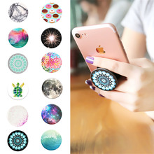 2017 POP Holder New Beautiful Finger Holder with Anti-fall Phone Holder Stand Handyhalter Socket Phone For Iphone5 6 6s 7 XIAOMI