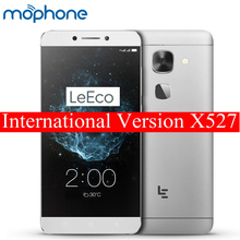 International Version Letv LeEco Le 2 X527 Smartphone Qualcomm Snapdragon 652 Octa Core 3G+32G Smartphone 16MP 4G Mobile Phone(China)
