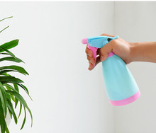 Garden Accessory Sprayers Spray Bottle Candy Color Watering Can Sprinkling Can