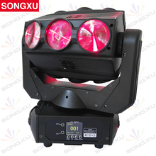 SONGXU NEWEST 130W  LED Moving Head Light  9x12W Roller LED Moving Head for Stage Theater Disco Nightclub Party/SX-MH0912