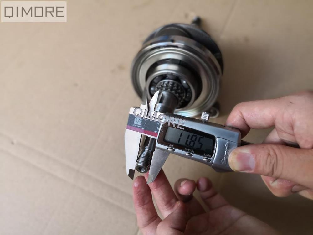 GY6 3mm stroker crankshaft 6
