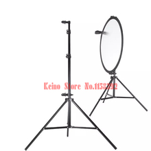 Photography Equipment 65 to 200 cm Flexible Leg 2m Light Reflector Heavy Duty Stand Tripod Holder For Photo Studio Camera