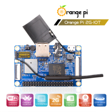 Orange Pi 2G-IOT ARM Cortex-A5 32bit Bluetooth, Support ubuntu linux and android mini PC Beyond Raspberry Pi 2(China)