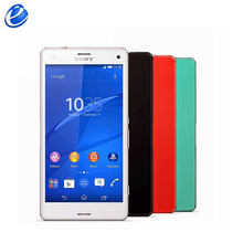 "Unlocked Original SONY Xperia Z3 Compact D5803 Z3 mini Quad core 4.6"" 2GB RAM 16GB ROM Android Cellphone Refurbished mobilephone"