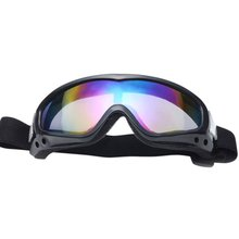 New Motorcycle Biker Riding Windproof Sunglasses Sport Safety Goggle Glasses