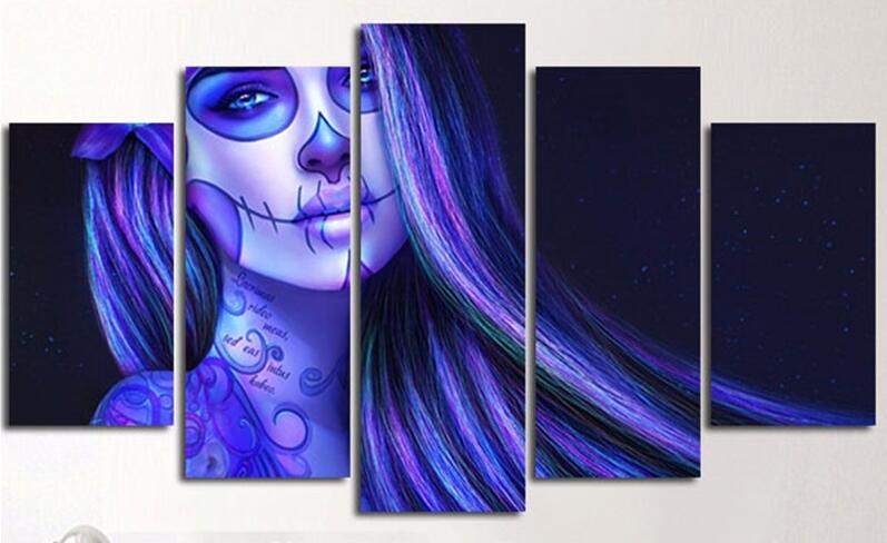 Makeup wall decor