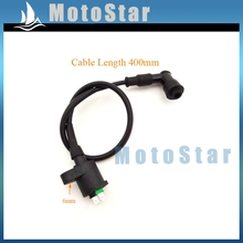 Ignition Coil For 50cc 90cc 110cc 125cc 140cc 150cc 160cc Engine Pit Dirt Trail Bike Motorcycle Moped Scooter
