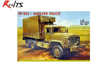 RealTS Italeri 0367 1/35 M-925 shelter truck plastic model kit