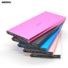 Remax0.9 mm Super Ultrathin Color Portable Book 8000mah Mobile Power bank 10000mah External Battery Pack  For iphone for Samsung