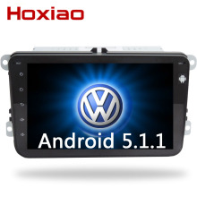 Car Android 5.1.1 Gps Auto Radio 2 Din Car DVD Player For Skoda VW Fabia Octavia Superb  Volkswagen POLO PASSAT Golf Seat Tiguan