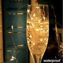 10M 100 LED Solar Copper Wire String Fairy Lights Premium Quality Waterproof Christmas Solar Power Lights For Garden Decoration