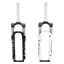 UDING Remote Lock Tapered Straight Tube Air Gas Suspension Fork 650b 26 27.5 29 100mm Travel for MTB Mountain Bike Bicycle(China)