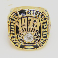 1973 Alabama Crimson Tide National replica Championship Rings