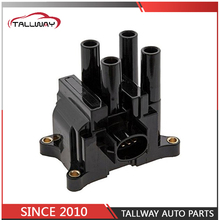 High Quality Ignition Coil 1130402 1119835 1075786 988F-12029AB For Mazda Tribute Mercury For Ford Fiesta Mk IV Escape Focus(China)