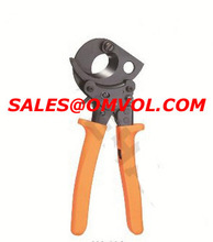 New Ratchet Cable Cutter cutting 32mm/240mm2 Cu/Al cables STEEL PLATE Five axis machining