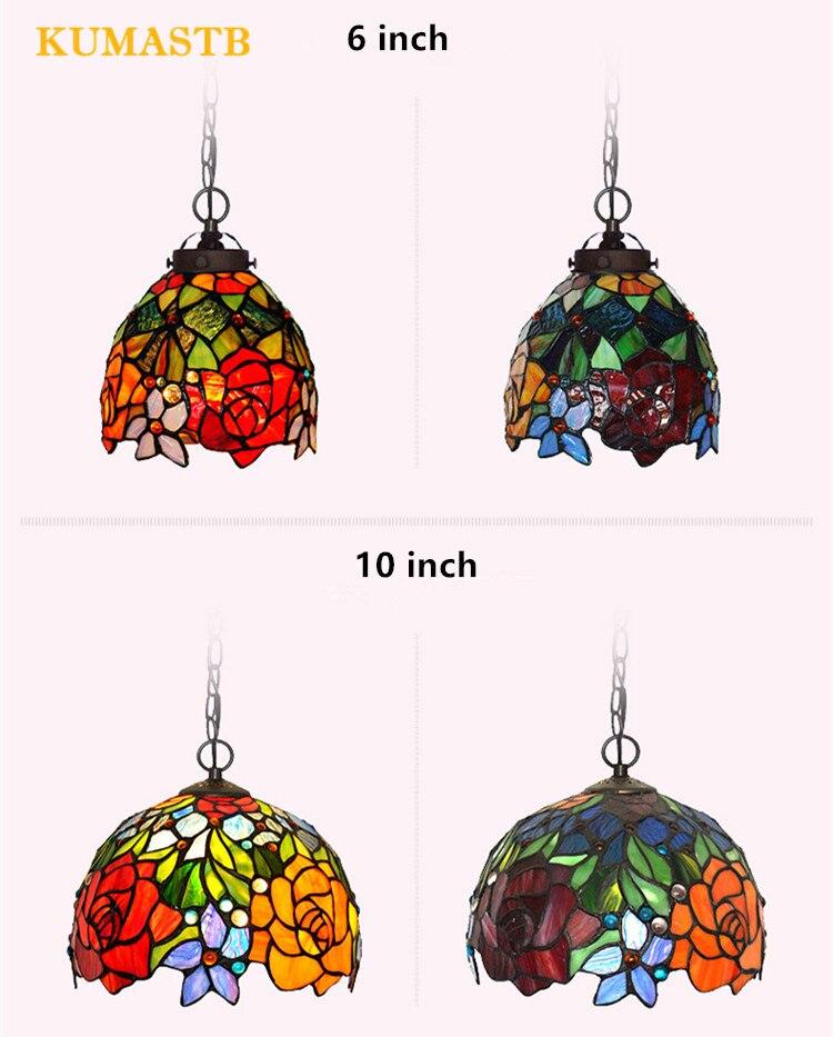 Tiffany Rose Lamp 17