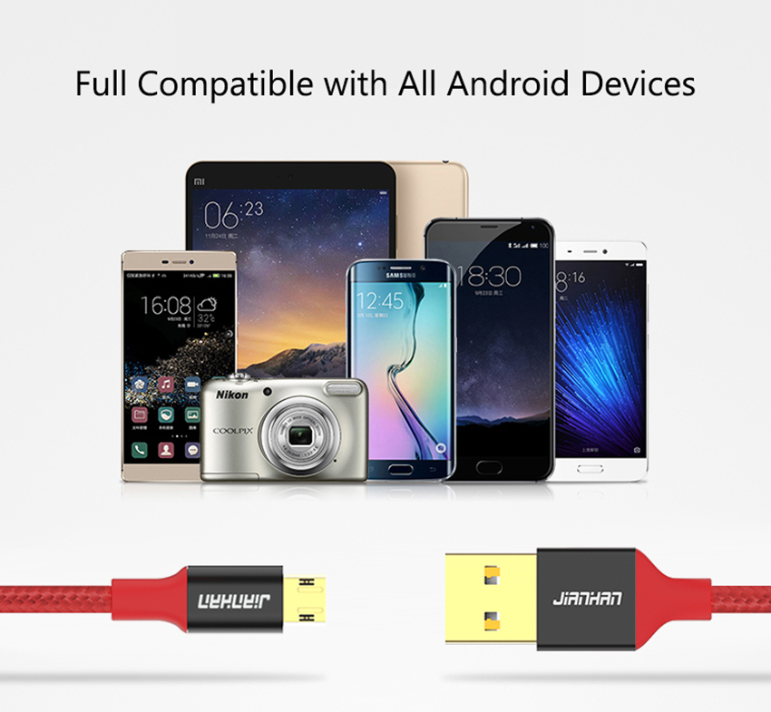 micro usb charge cable