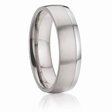 Wholesale Men's ring Wedding Band 316L stainless steel jewelry rings Anillos Alliance Anel 20pcs Factory Direct(China)
