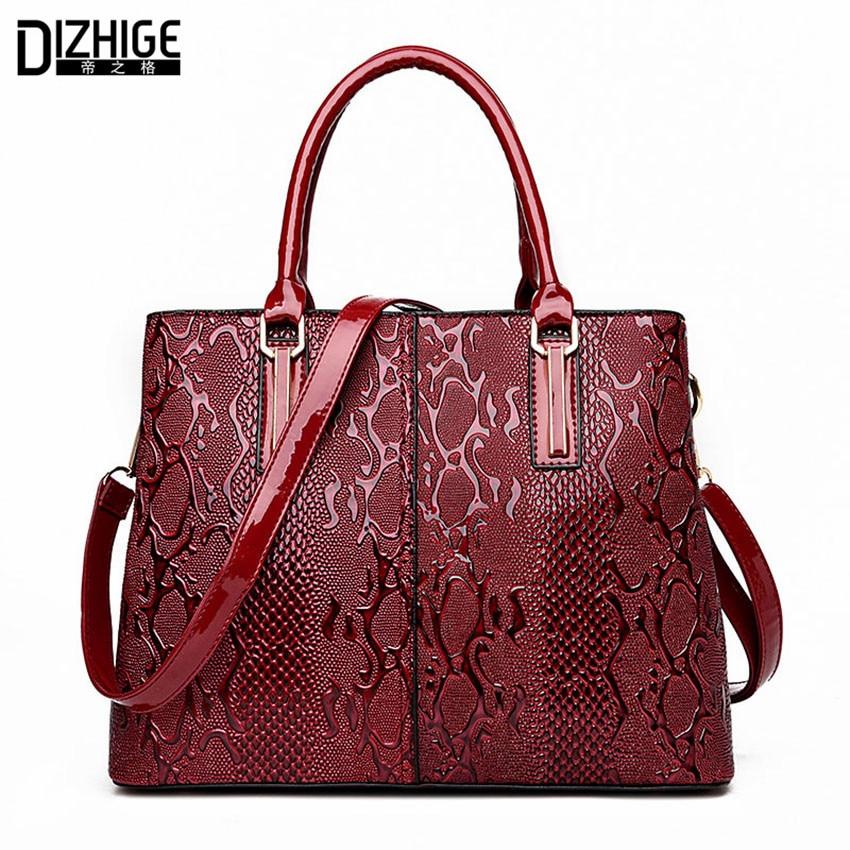 Fashion Serpentine Tote bags for women Luxury Handbags Women Bags Designer Messenger Woman Bag Bolsa Feminina De Marca Famosa<br><br>Aliexpress