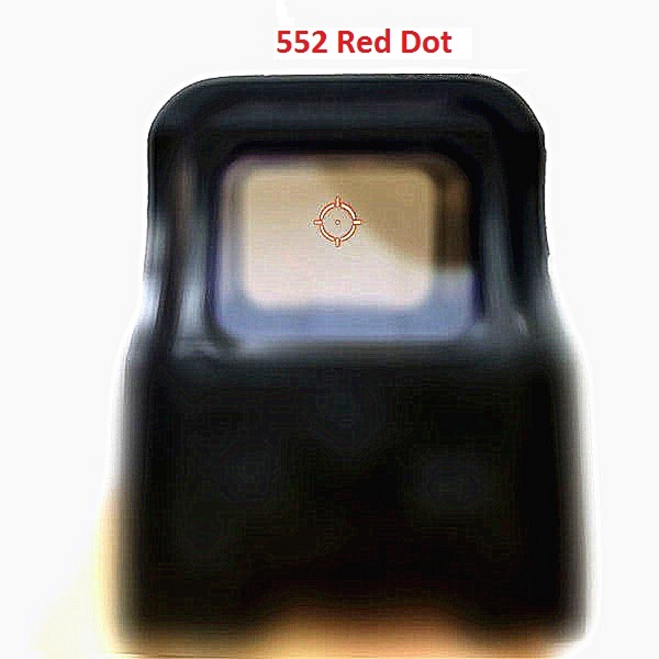 High Quality red and green dot sight552_X Holographic sights Red Dot Scope Reflex Collimator Sight AA Batteries For Airsoft <br><br>Aliexpress