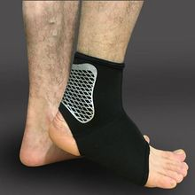 1 Pcs Elastic Protect Safety Equipment Ankle Sports Running Ball Sport Support Ankle Foot Wrap Ankle Support