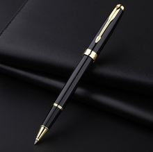 Xiaoyuer Classic Design Sonnet Nice Quality Ballpoint Roller Pen Office Executive Fast Writing Business Gift Pen