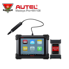Autel MaxiSys Pro MS908P ECU Programming Scanner with J2534 Auto Scanner Diagnostic Tool & gift AUTEL MV108 Maxivideo(China)