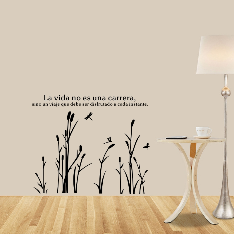 WE ARE WHAT WE REPEATEDLY DO Office Removable Wall Decal Quote Stickers Decor