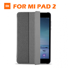 Original Xiaomi Mi Pad 2 Case Leather Smart Cover Ultra Thin and High Quality with Tablet PC Holder For Xiaomi MI Pad 2 MiPad 2(China)