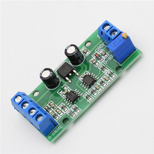 Frequency Voltage Converter 0-10KHz to 0-10V Digital to Analog Voltage Signal Convertion Module(China)