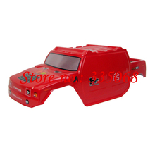 HENGLONG 3851-6 RC Gainer 1/10 spare parts No.10302 Red car body shell / car shell / car body