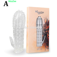 Buy Cockring Sex Products Men Silicone Penis Sleeve Cock Ring Adult Sextoys Reusable Condoms Extension Jugetes Eroticos