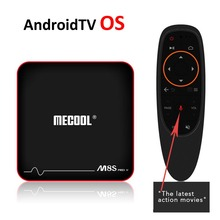 Buy Android 7.1 AndroidTV OS Smart TV Box Amlogic S905W Quad Core 2G DDR3 16GB eMMC 2.4G Google Voice Control IR Remote Control for $43.46 in AliExpress store