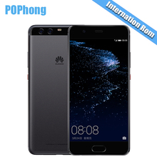 "Global ROM Huawei P10 Plus 4G LTE Mobile Phone Kirin 960 Octa Core 6GB RAM 64GB/128GB/256GB ROM Android 7.0 5.5"" 2K 2560x1440"